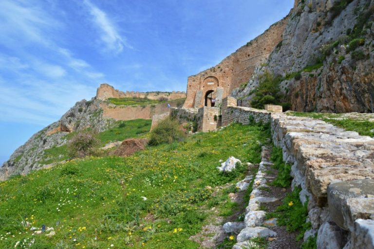 Ancient Corinth tour from Athens