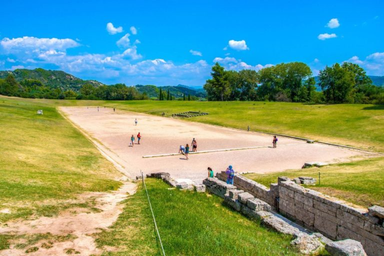 Ancient Olympia full day tour from Athens