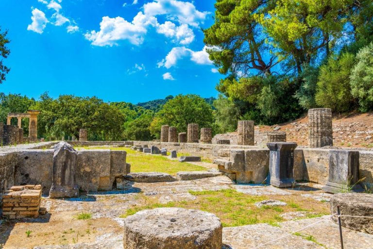 Ancient Olympia tour from Athens