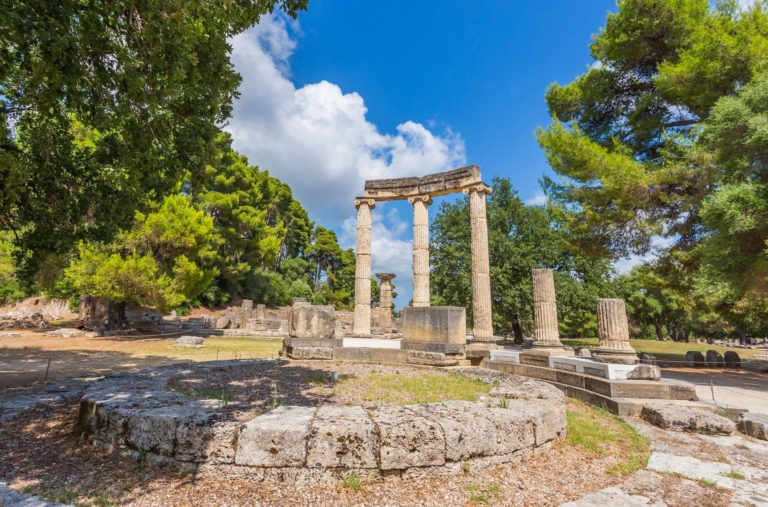 Athens full day tour to Ancient Olympia