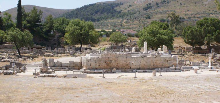 Athens tour to Ancient Corinth