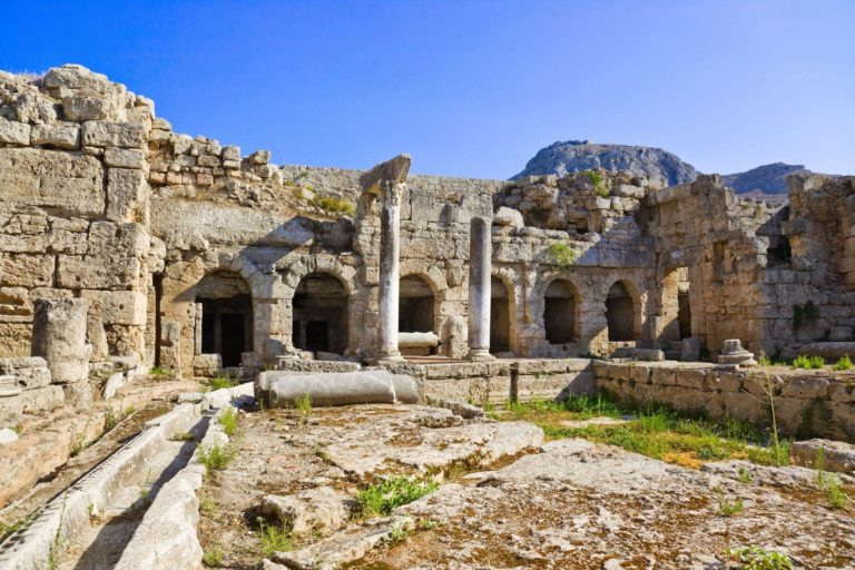 Corinth tour from Athens