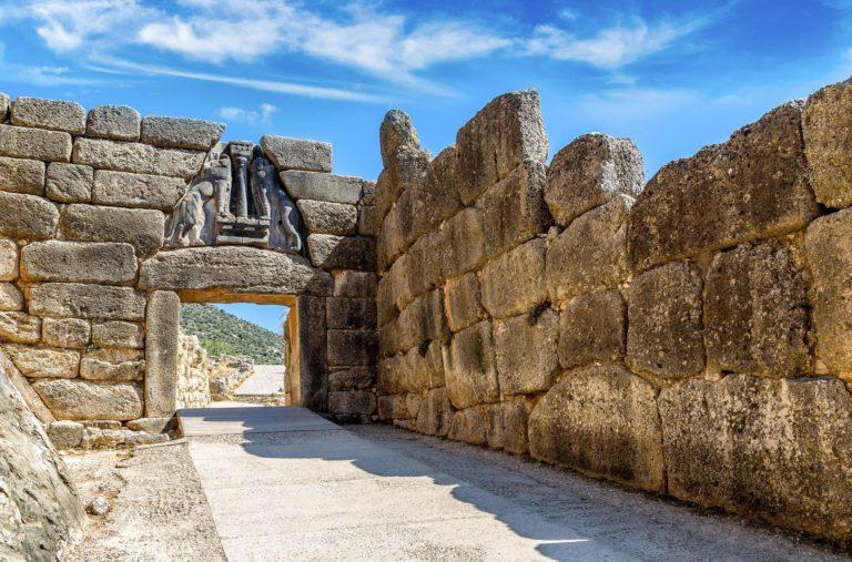 Mycenae, Nafplion and Epidaurus full day tour from Athens